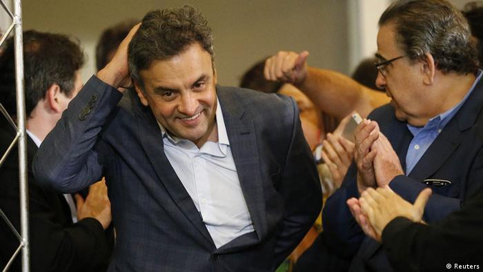 Aécio Neves verliert Stichwahl um brasilianisches Präsidentenamt (Reuters)