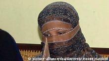 Asia Bibi, in Pakistan für Blasphemie zum Tode verurteilt