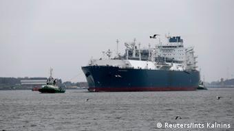 Корабль-терминал СПГ Independence