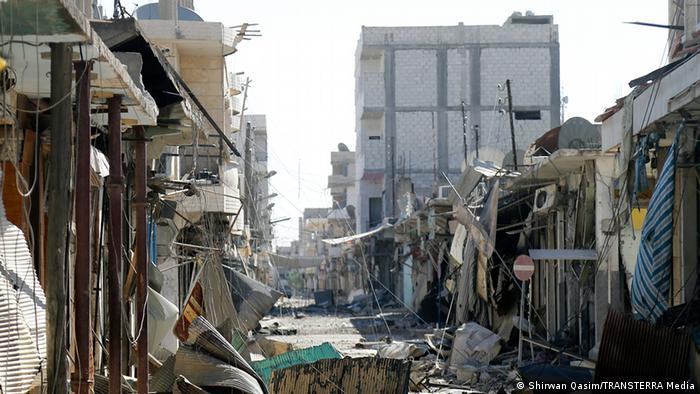 Bildergalerie Bilder aus Kobane Syrien