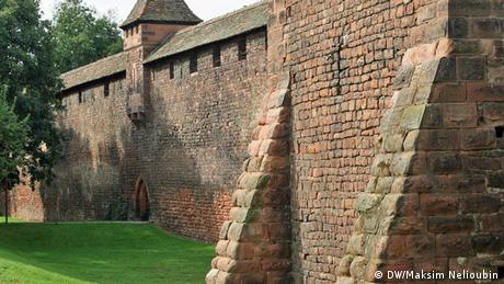 Городская стена в Вормсе