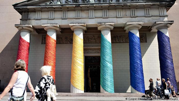 Symbolbild Homosexuelle Ehe Dänemark