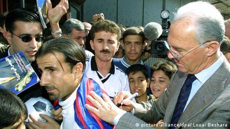 كرة القدم في سوريا - لم تبقَ سوى الأحلام   عالم الرياضة   DW.DE   04.11.2014