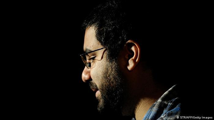 Alaa Abdel-Fattah (STR/AFP/Getty Images)