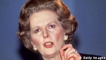 EU Großbritannien Premierminister Margaret Thatcher 1984