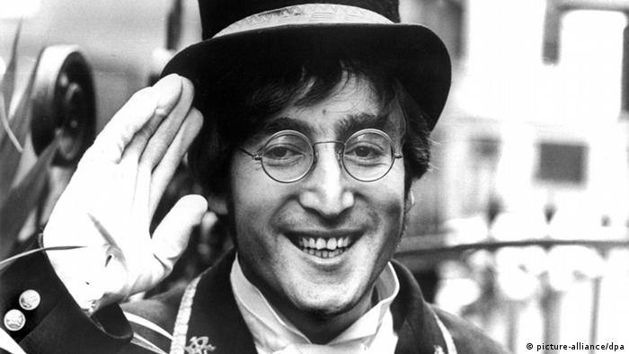 Brille John Lennon London Juliens