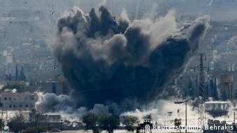 Mashambulizi yaliyochacha Kobane
