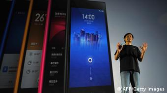 Xiaomi Handy (AFP/Getty Images)