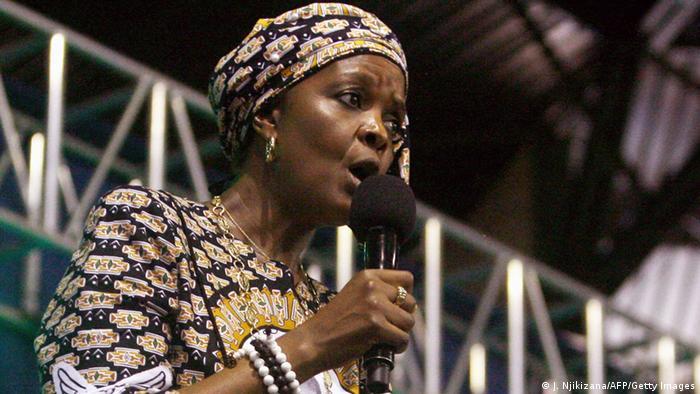 Grace Mugabe (Foto: AFP/Getty Images)