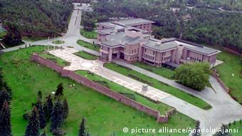 Bildergalerie Präsidentenpaläste Cankaya Palast Türkei