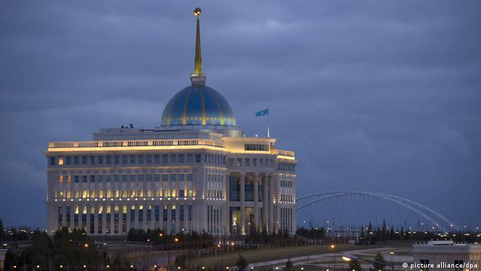 Bildergalerie Präsidentenpaläste Ak Orda Palast in Kasachstan