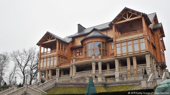 Bildergalerie Präsidentenpaläste Janukowitsch Palast Ukraine