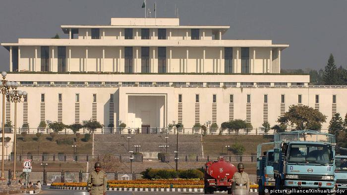 Bildergalerie Präsidentenpaläste Pakistan