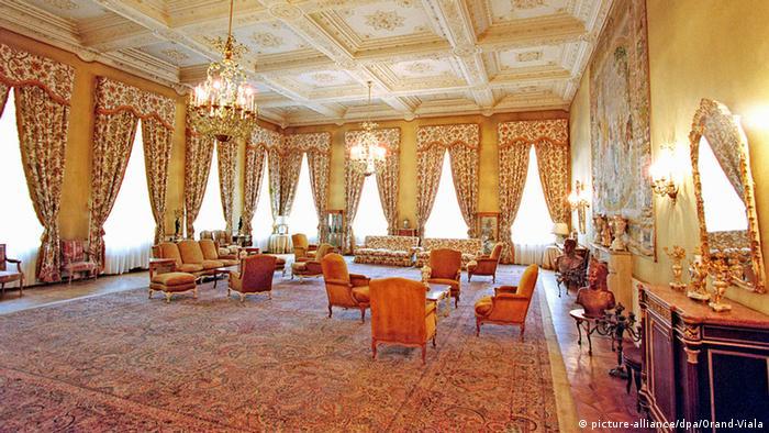 Bildergalerie Präsidentenpaläste Grüner Palast Iran