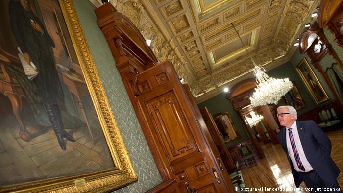 Bildergalerie Präsidentenpaläste Mexiko