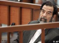 محاكمات صدام حسين، عملية قانونية علنية دامت عامين