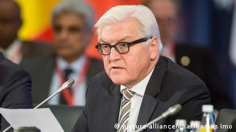 فرانکوالتر اشتاینمایر، وزیر خارجه آلمان