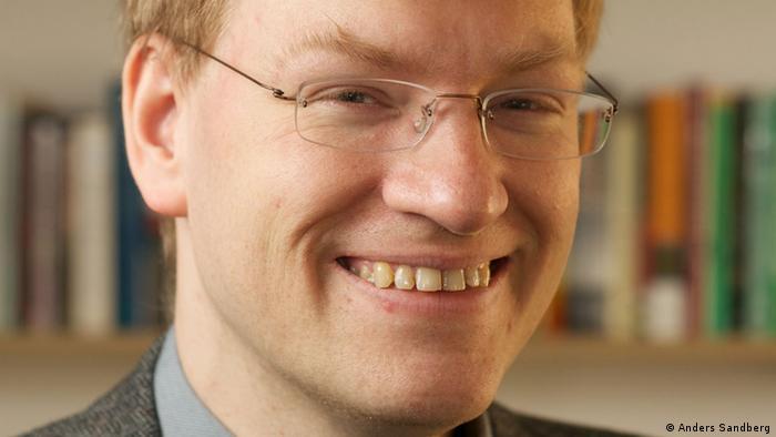 Anders Sandberg (Photo: Anders Sandberg)