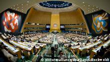 Symbolbild UN Generalversammlung