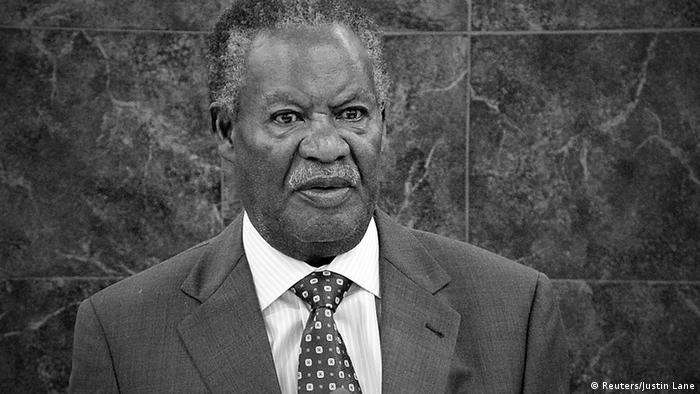 Michael Sata, Sambias verstorbener Präsident (Foto: epa)