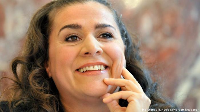 Cecilia Bartoli Opernsängerin (picture-alliance/dpa/Herbert Neubauer)