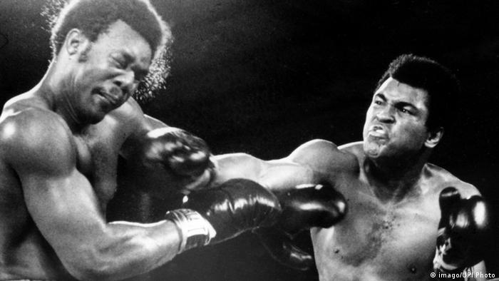 Bildergalerie 40. Jahrestag des Boxkampfes zwischen Ali und Foreman