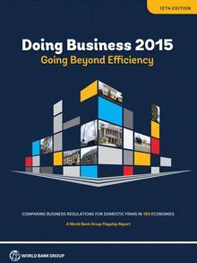 Weltbank Bericht Doing Business 2015