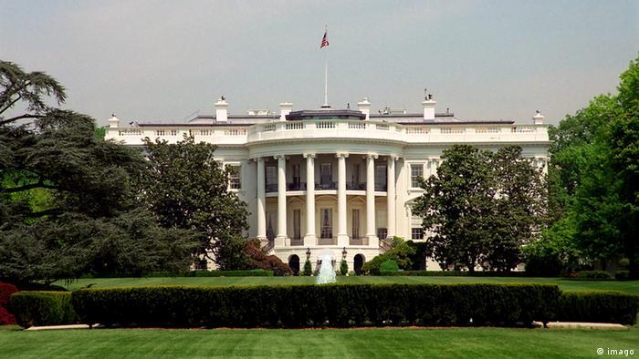 The White House in Washington (imago)