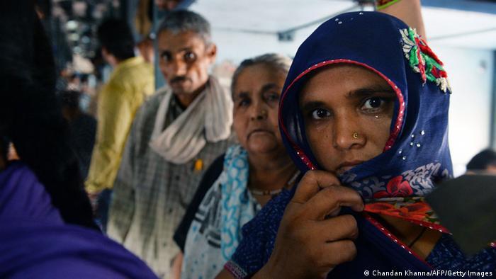 Bildergalerie Städte mit größter Gefahr für Frauen in öffentlichen Verkehrsmittel Rang 4 Delhi