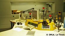 Deutsche Welle Bonn Französisch Sendestudio SK2