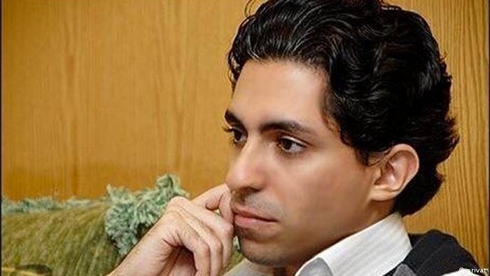 Raif Badawi, inhaftierter Website-Gründer aus Saudi Arabien (Photo: AI)