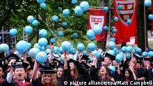 Harvard Studenten Abschlussfeier Archiv 2008