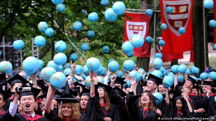 Završna svečanost na sveučilištu Harvard