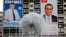Symbolbild Wahlen Rumänien 2.11.2014