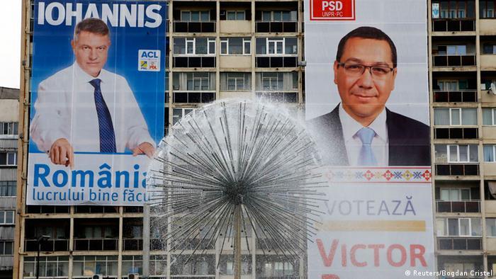 Romania votes