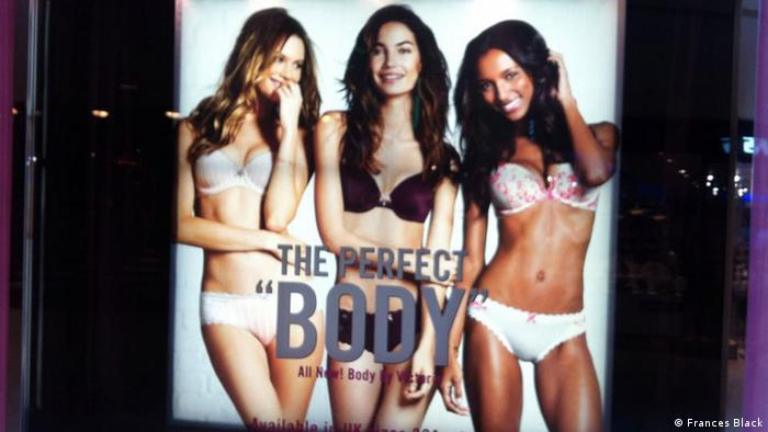 Victoria's Secret Werbung