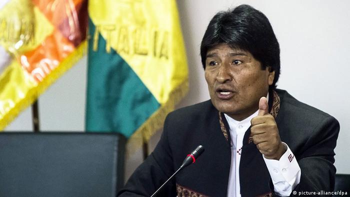 Bolivia y el sueño del mar