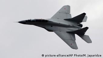 Ρωσικό μαχητικό Sukhoi MIG-29
