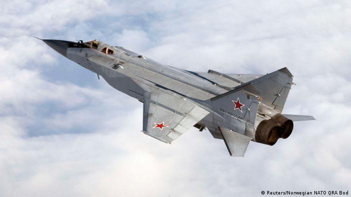 MiG-31 Kampfjet Russland