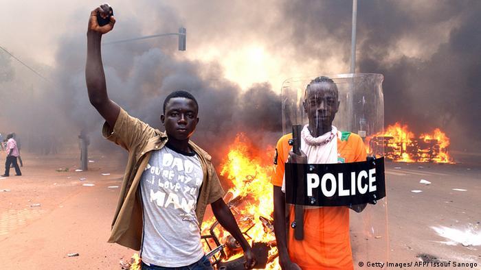 Burkina Faso, en estado de emergencia