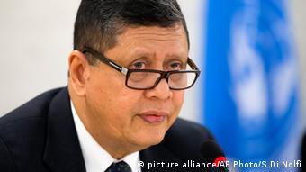 Marzuki Darusman UN Sonderberichterstatter Nord-Korea