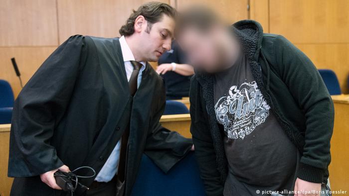 Terrorprozess gegen Syrien-Rückkehrer in Frankfurt am Main ARCHIV 15.09.2014