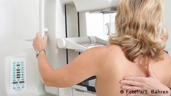 Проверка на рак молочной железы