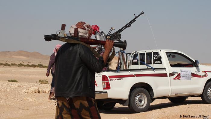 Die Houthis übernehmen Kontrolle in Teilen des Jemen