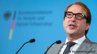 Alexander Dobrindt PK zu Maut 30.10.2014