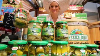 Sprewaldski krastavci - jedan od rijetkih proizvoda s istoka koji ima dobru prođu