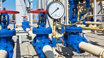 Gas-Kompresserstation (Foto: dpa)