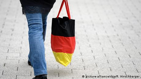 Годовая инфляция в Германии в сентябре оказалась нулевой