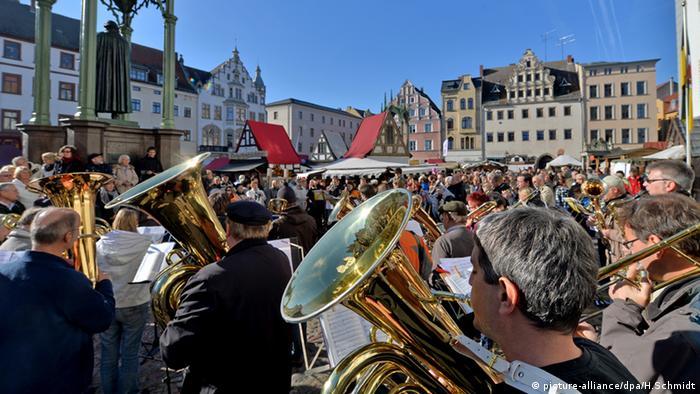 Wittenberg feiert Reformationstag