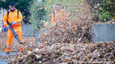 Bildergalerie Herbst in Deutschland 2014 (picture-alliance/dpa/K. Nietfeld)